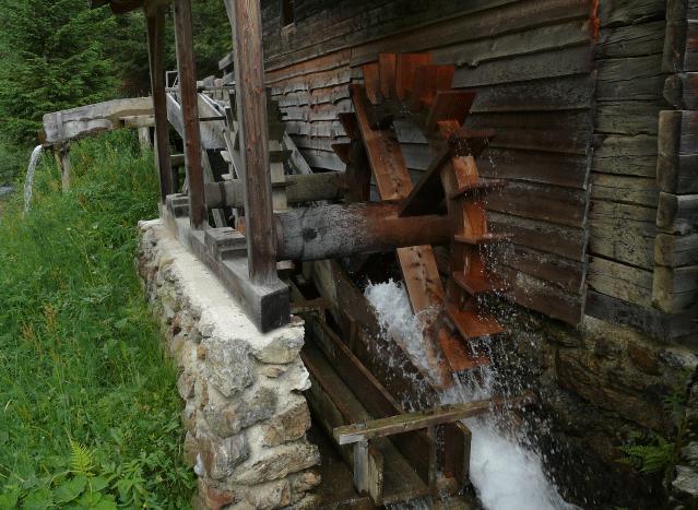 Mühlrad