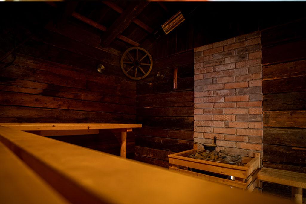 Wurzerhof Sauna